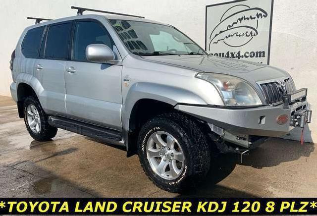 Toyota land cruiser 3.0 d4-d vx '03