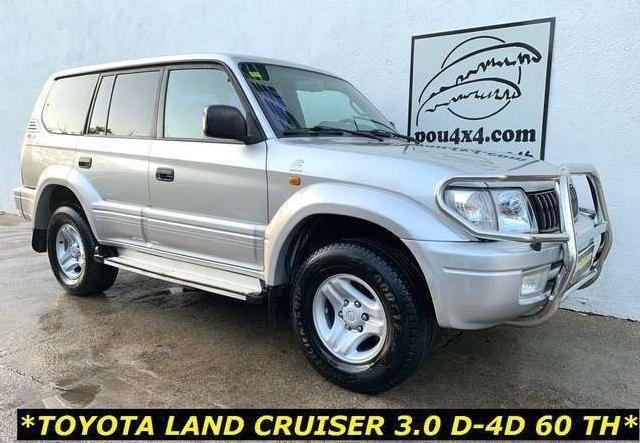 Toyota land cruiser 3.0 d4d vx '01