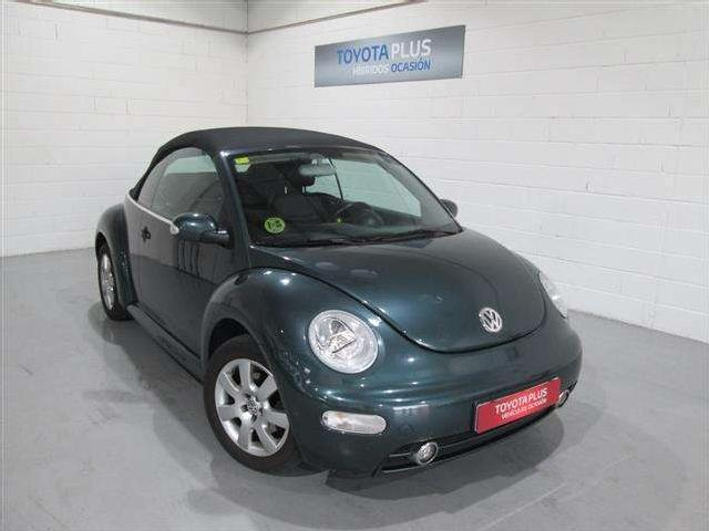 Volkswagen beetle cabrio 1.9tdi '05