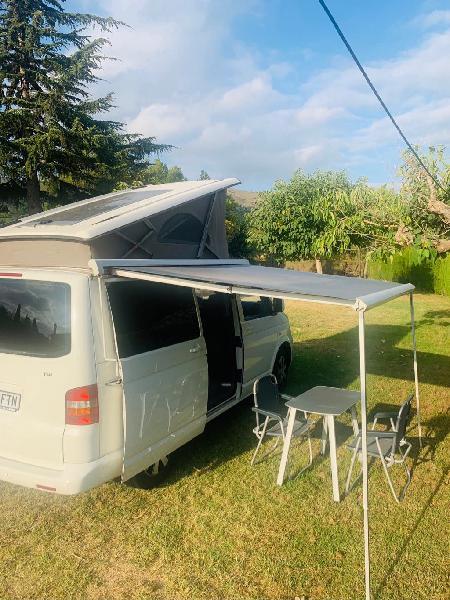 Volkswagen camper alquiler