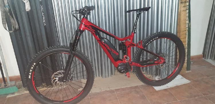 Bici eléctrica merida e one sixty 900 2019