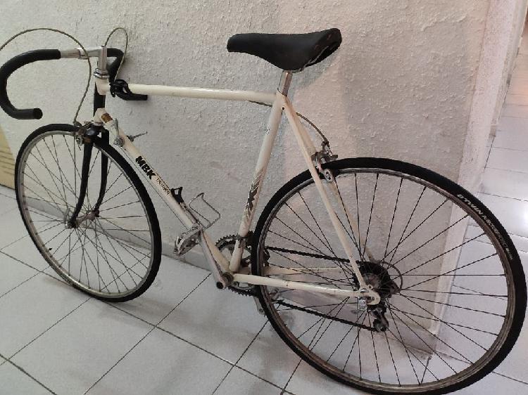 Bicicleta carretera clásica mbk