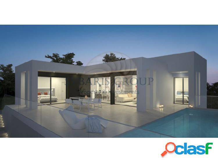 Villa moderna a estrenar: cumbre del sol magnilias sybaris