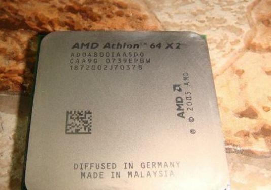 Amd athlon 64 x2 4800 (socket am2, rev.