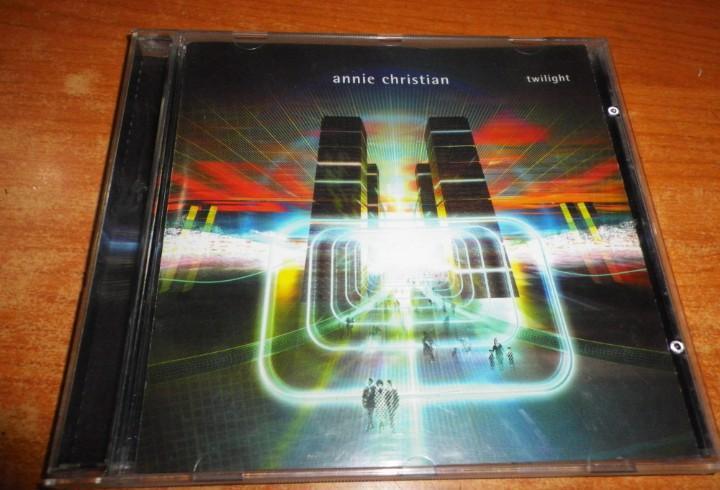 Annie christian twilight cd album del año 1998 eu contiene