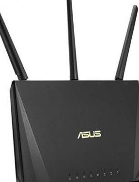 Asus rt65p router