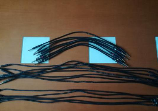 Cables mogami 2893 neglex quad negros