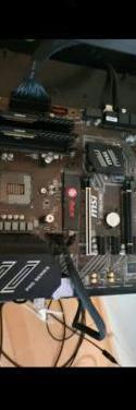 Cpu 9400f msi z390