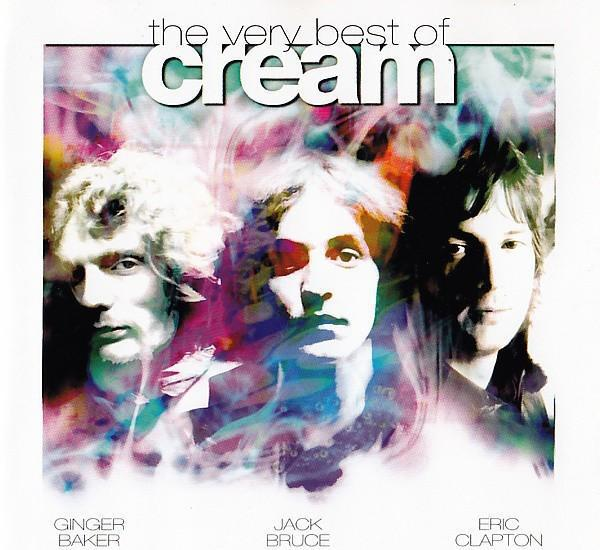 Cream. the very best of. cd