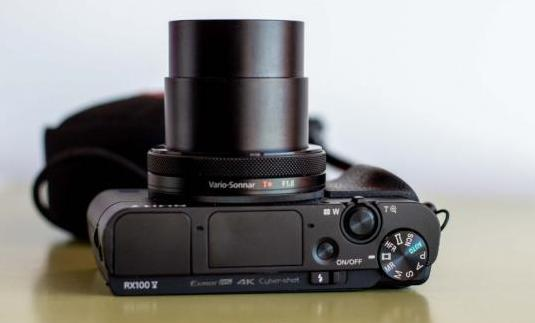 Camara digital sony rx 100mv