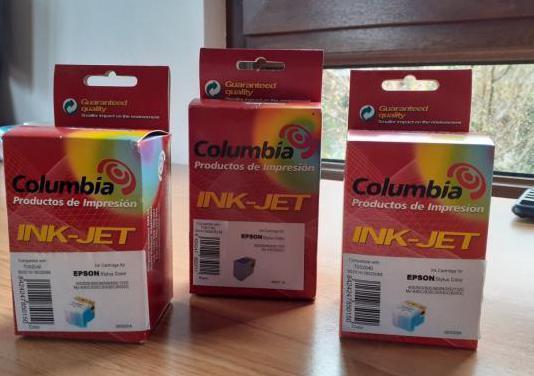Cartuchos compatibles epson stylus color