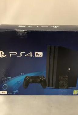 Consola ps4 pro 1 tb nueva y con garantía