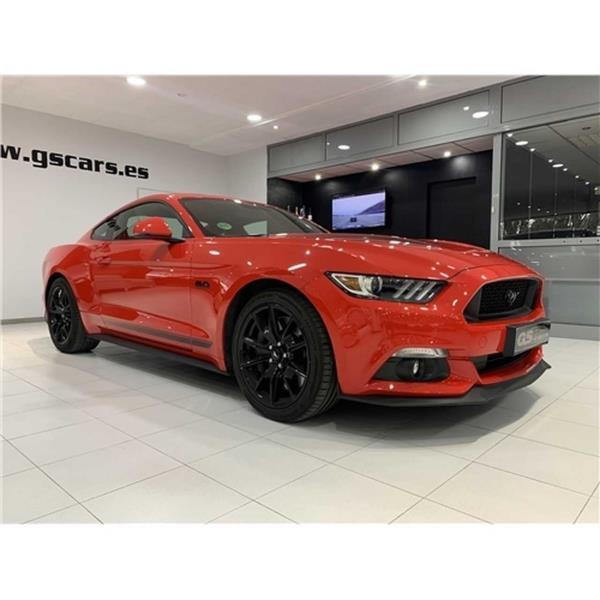 Ford mustang 2018 gasolina 450cv