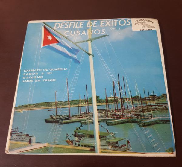 Grandes exitos cubanos - cubalegre / caminito de guarena /