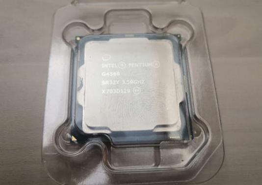 Intel pentium g4560 3.5ghz.