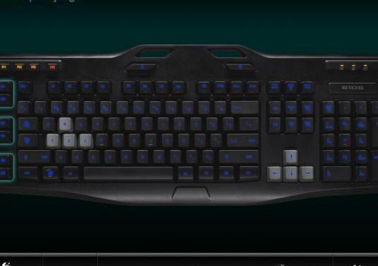 Logitech g105 - teclado para videojuegos de ordena