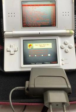 Nintendo ds lite con más de 50 juegos.
