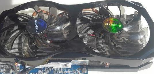 Nvidia geforce gtx 650 ti oc 2gb