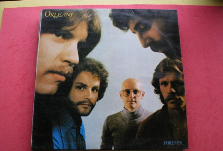 Orleans forever lp 1979 infinity ed española con encartes