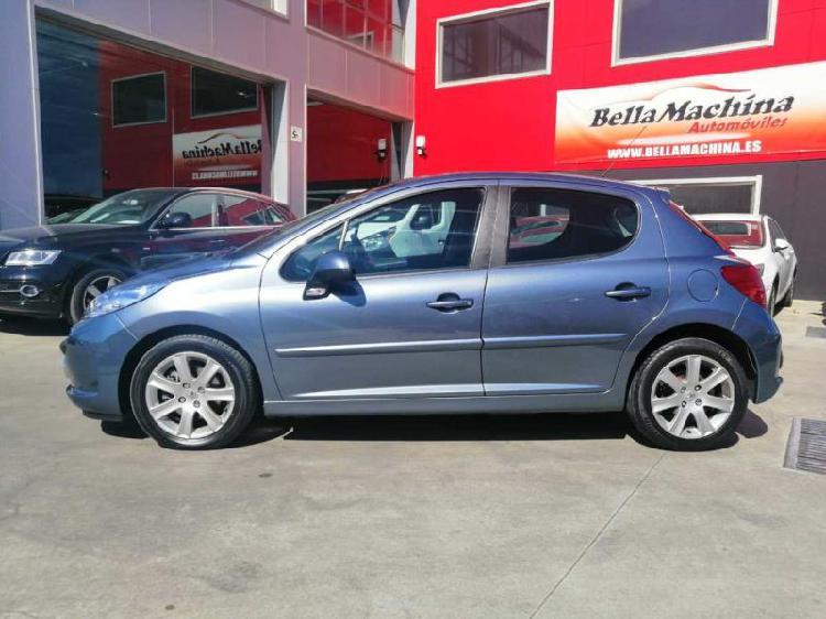 Peugeot 207 2007 diesel 109cv