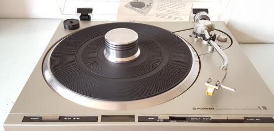 Pioneer pl-400 plato tocadiscos vintage