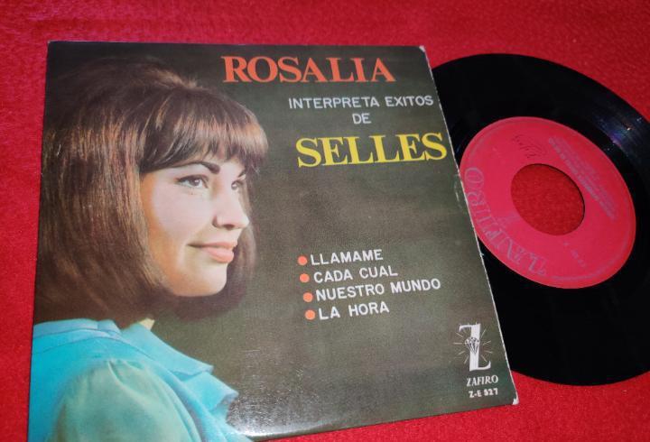 Rosalia interpreta exitos de selles llamame/cada