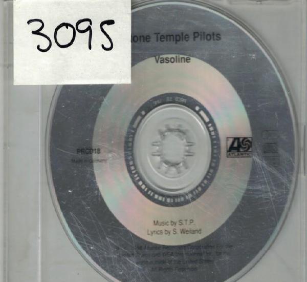 Stone temple pilots - vasoline (cdsingle caja, atlantic
