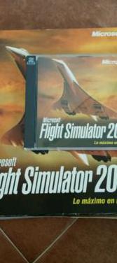 Simulador de vuelo para pc