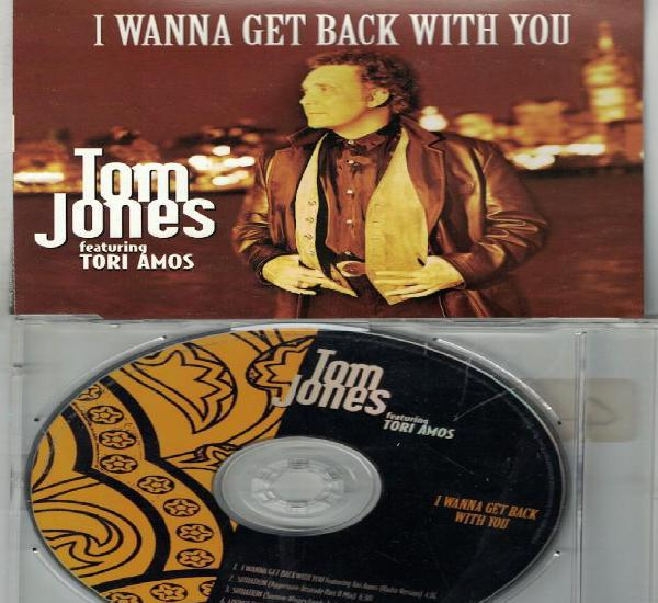 Tom jones fat. tori amos - i wanna get back with