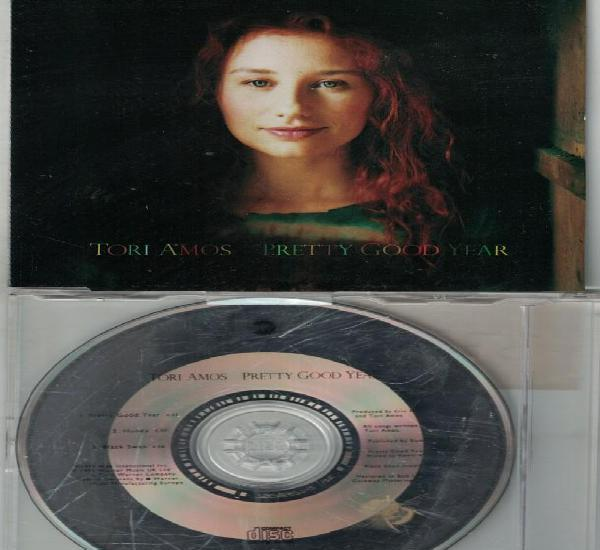 Tori amos - pretty good year / honey / black swan (cdsingle