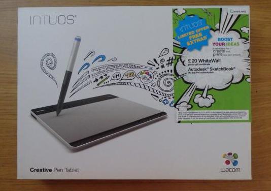 Tableta grafica wacom intuos ctl-480 - nueva
