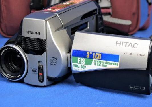 Vídeo cámara hitachi vm-e645-le 8mm