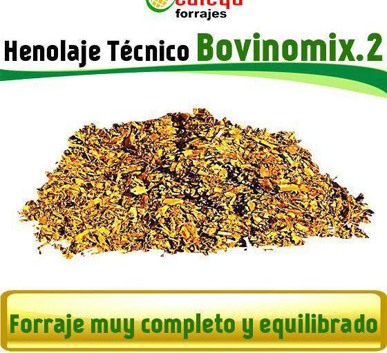 Venta de henolaje técnico bovinomix.2 en badajoz