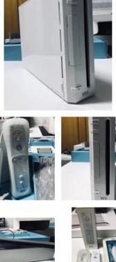 Wii consola pack