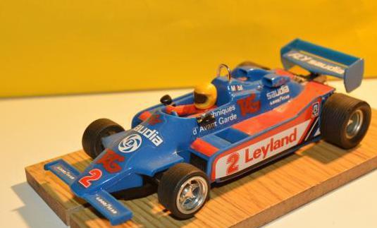 Williams f1 fw07 scalextric