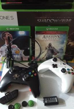 Xbox one s mandos kinect accesorios