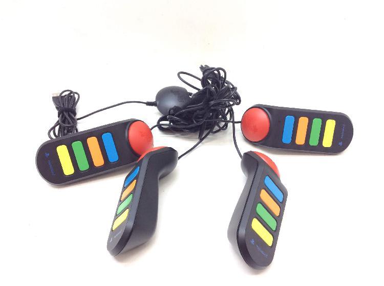 Accesorio ps2 sony pulsadores buzz para playstation2