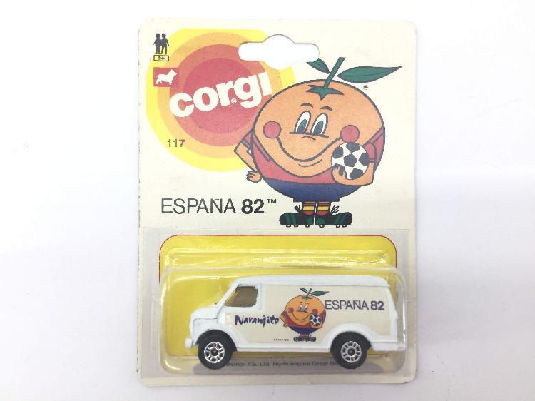 Coleccionismo vintage otros furgoneta naranjito
