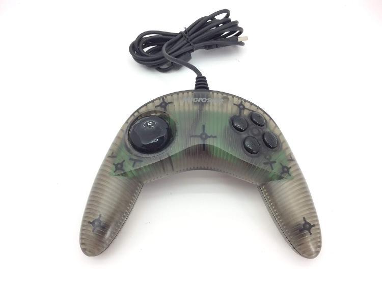 Control pad pc otros sidewinder plug and play gamepad