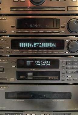 Equipo pioneer a-p510 hifi vintage