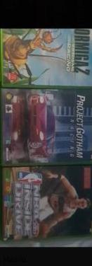 Lote juegos xbox original