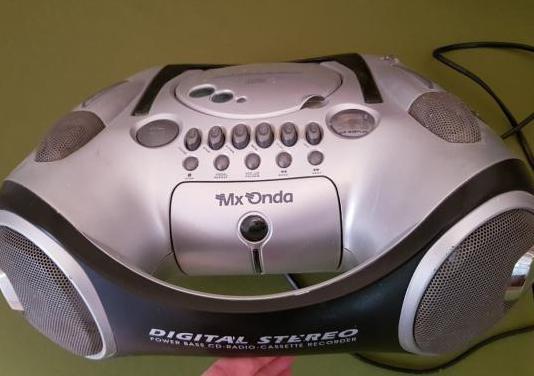 Radio cd portatil
