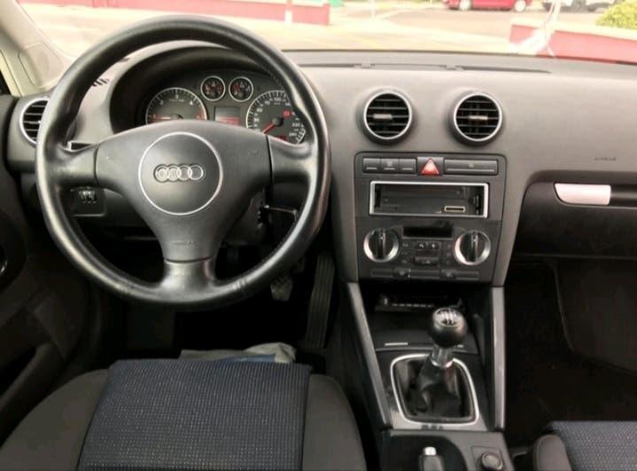Audi a3 8p bkc