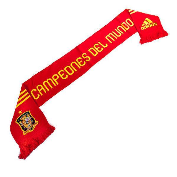 Bufanda de la seleccion española de futbol