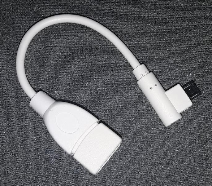 Cable otg android micro usb