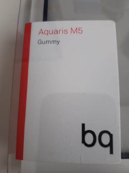 Funda bq aquaris m5