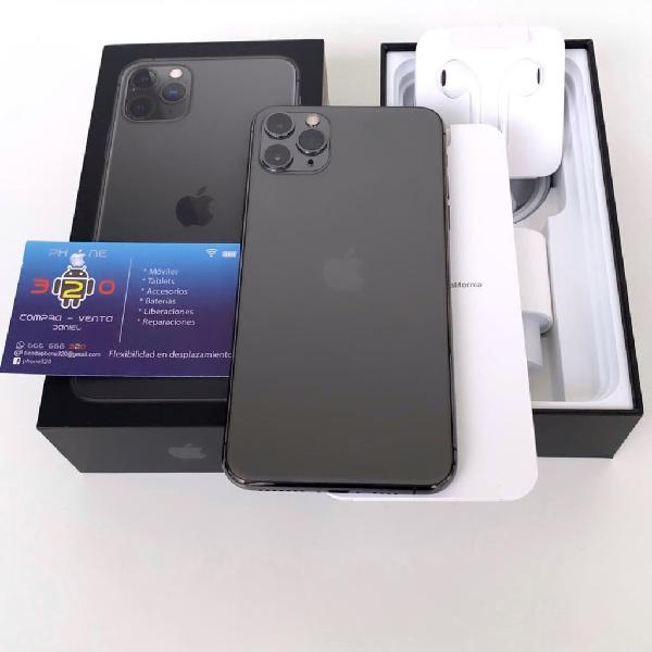 Iphone 11 pro 512gb original factura garantía
