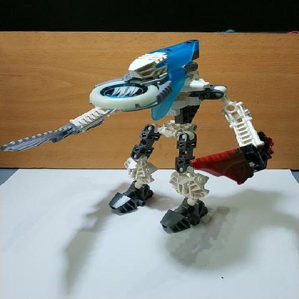 Lego bionicle modelo 8619. artículo w145