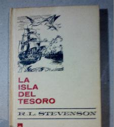 La isla del tesoro de r.l. stevenson editorial bruguera