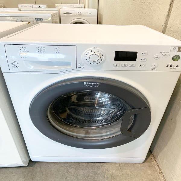Lavadora secadora hotpoint ariston 8 k 1400 rpm